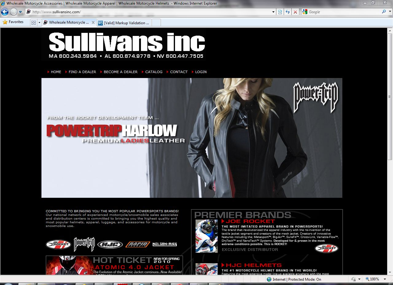 Web-Database-Development-Sullivans